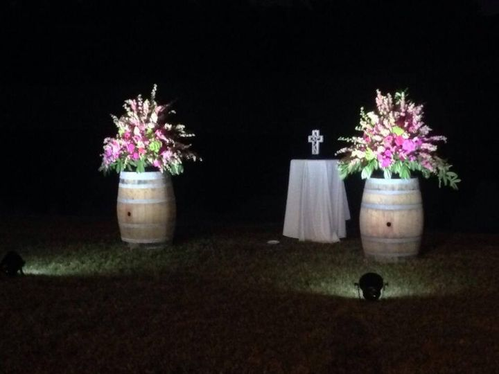 Tmx 1428850704394 Outdoor3 Fletcher wedding eventproduction