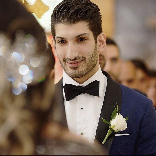 Mark's Wedding in NJ