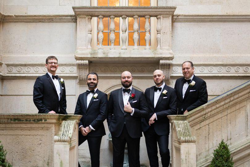 Matthew's Timeless Wedding