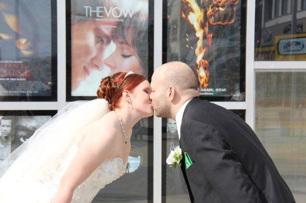 Jessica & Zach, March 17, 2012
