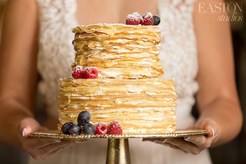 Adorn Cakes - Wedding Cake - Lenexa, KS - WeddingWire