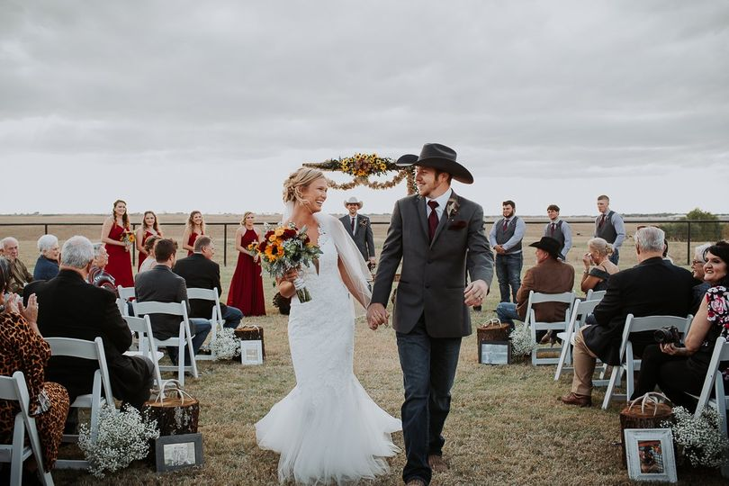 Real Country Wedding