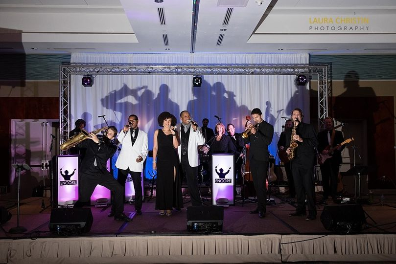 ENCORE EVENT ENTERTAINMENT band