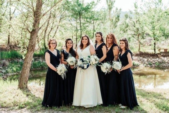 Bride and BM's