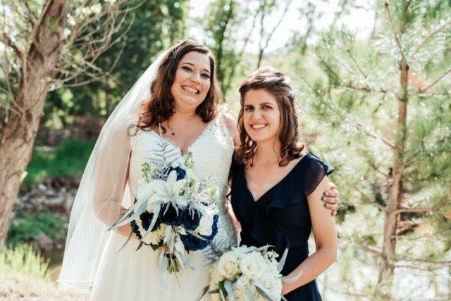 Bride and BM