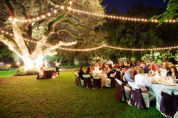 Houston Wedding Venue: Oak Tree Manor Weddings