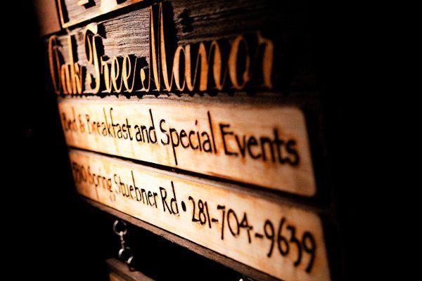 Oak Tree Manor Weddings - Venue - Spring, TX - WeddingWire
