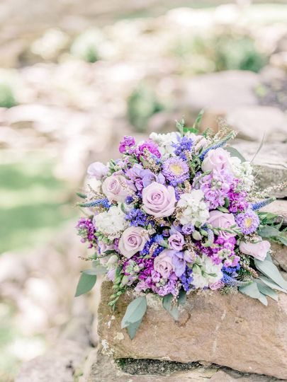 Bridal Bouquet by Ross