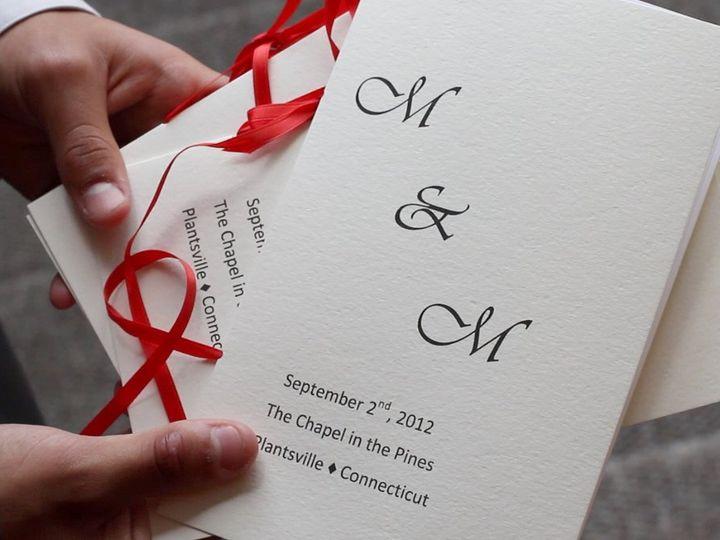 Tmx 1362675158030 Greenpic2 Naugatuck wedding videography