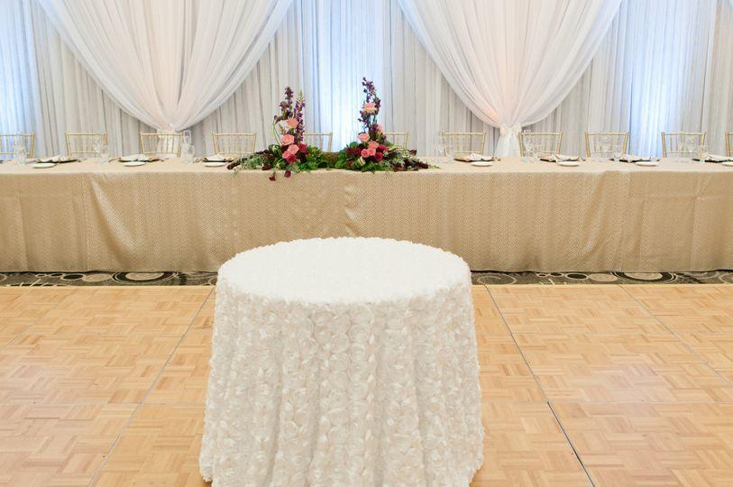 Wedding in Windsor Ballroom