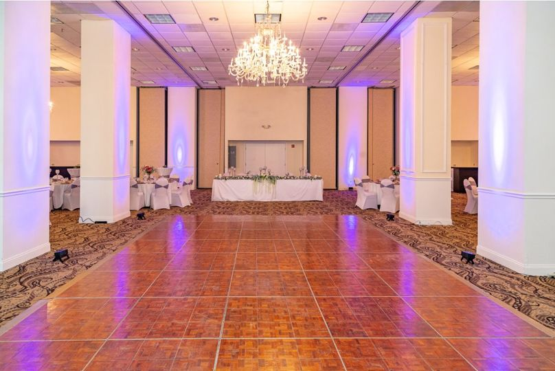 Boundary Ballroom Dance Floor