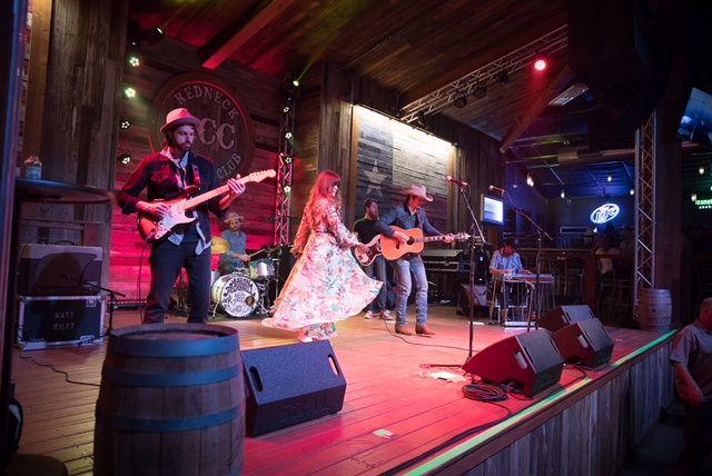 Redneck Country Club - Houston