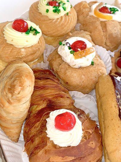Mixed Specialty Pastry Box