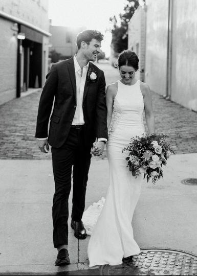 Lakeland Downtown Wedding