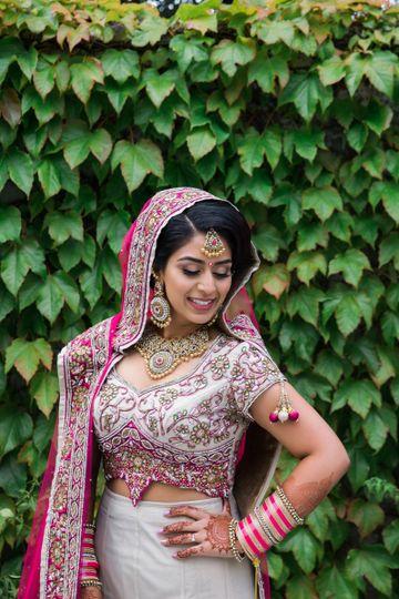 BLovely bride