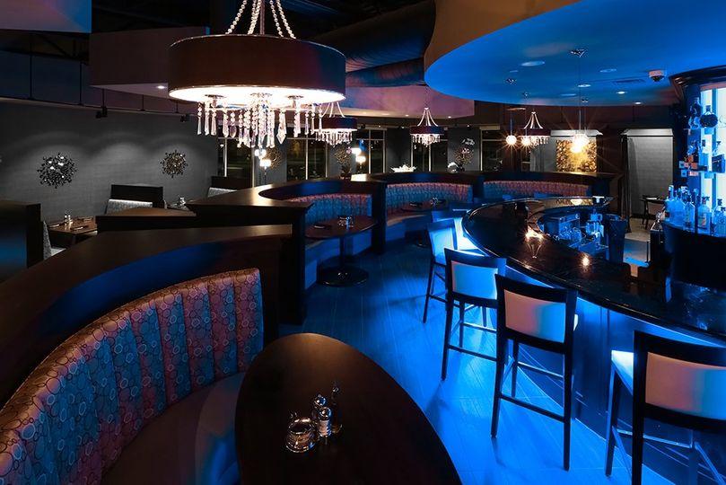 Johnny's cool Blue Bar