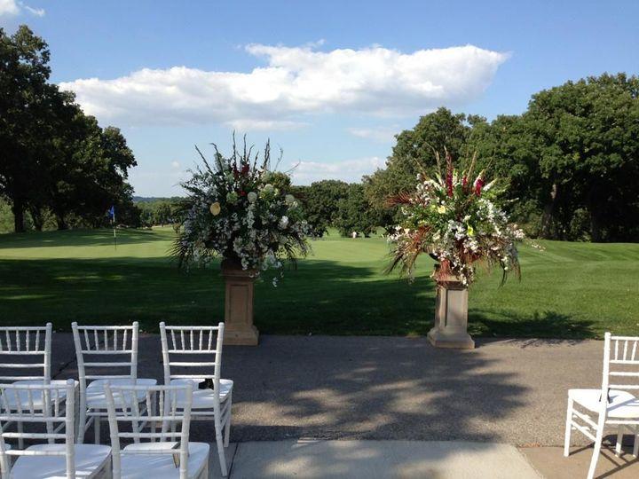 Golf Club ceremony