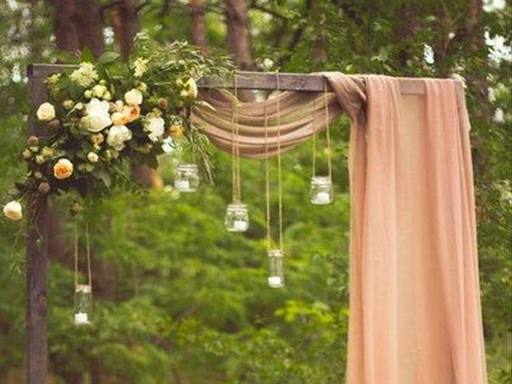 Tmx 1 Wedding Arch With Tree Stump Candles 51 354817 158696525236137 Clive, IA wedding planner
