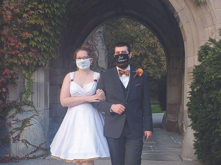 Tmx Ashley Dalton Covid 19 Virtual Wedding 51 354817 161368439161153 Clive, IA wedding planner