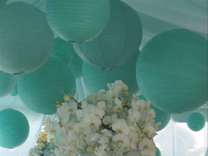 Tmx Blue And White Table Decorations 51 354817 V1 Clive, IA wedding planner