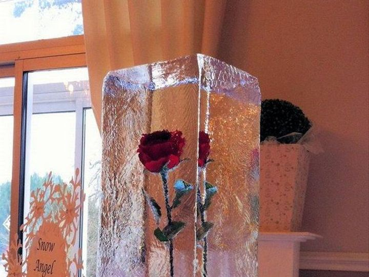 Tmx Ice Sculpture Centerpiece 51 354817 V1 Clive, IA wedding planner
