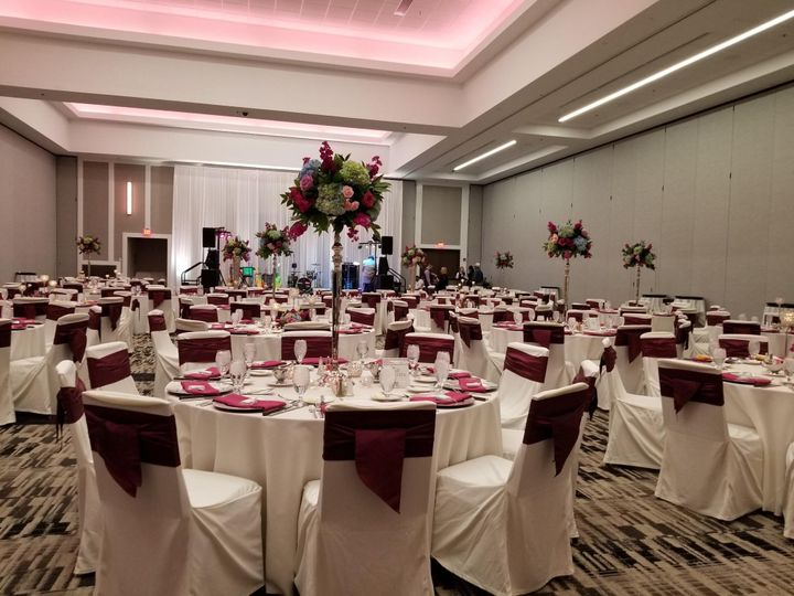 Tmx Reception Decor 51 354817 158696564127256 Clive, IA wedding planner