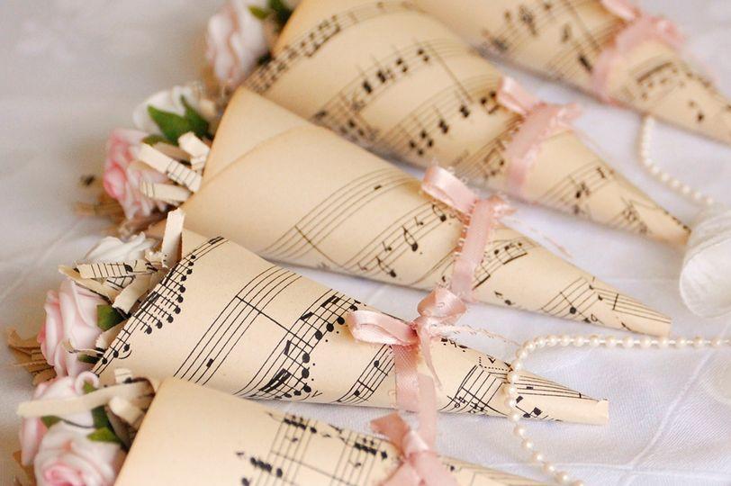 Music Favors