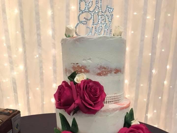 Tmx 1529170748 7c68cb984addcb78 1529170747 Ddd705e3e0d115d1 1529170743255 22 IMG 0074 Conroe, TX wedding cake