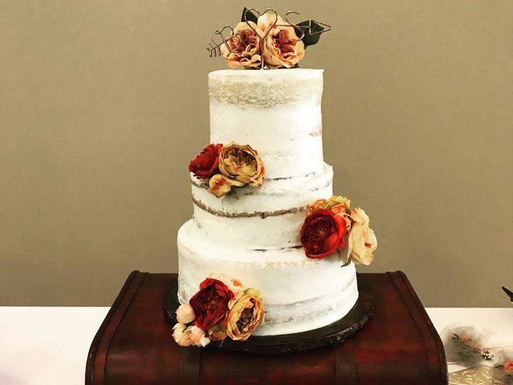 Tmx 1529170839 2250f6e734997d7f 1529170837 3530665388e3b4ca 1529170797805 24 IMG 0290 Conroe, TX wedding cake