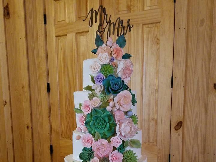 Tmx 1530738763 7bd1426fa4b8e215 1525377429 90c3eca33ed56ff2 1525377428 5065f6f7256731f2 152537 Conroe, TX wedding cake