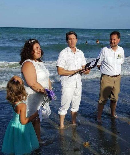Beach Wedding - Ft Lauderdale