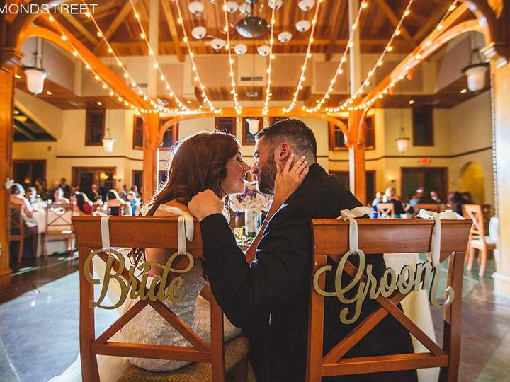 Tmx Bride And Groom Sign On Chairs 51 55817 Philadelphia, PA wedding venue