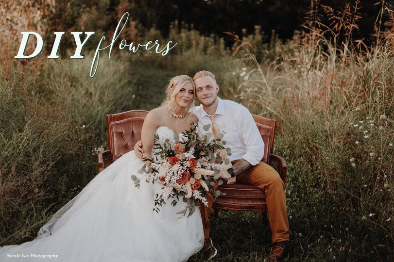 nicole lee photography the flowerman ohio wedding florist diy flowers boho bouquet dayton cincinnati columbus ohio wedding florist vendor 51 6817 160207690310671