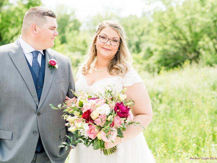 Tmx Rachael Leigh Photography The Flowerman Dayton Cincinnati Columbus Ohio Wedding Florist Diy Flowers Magenta Pink White Green Bridal Bouquet 51 6817 160207366315968 Dayton wedding florist