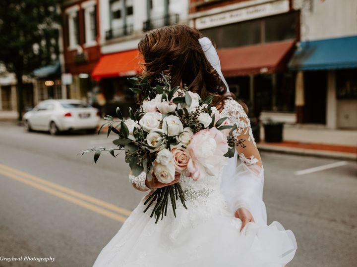 Tmx Sarah Graybeal Photography The Flowerman Dayton Columbus Cincinnati Ohio Wedding Florist Diy Designer Peonies Roses Eucalyptus Italian Ruscus White Pink Green Bridal Bouquet 0011 51 6817 160207390173082 Dayton wedding florist