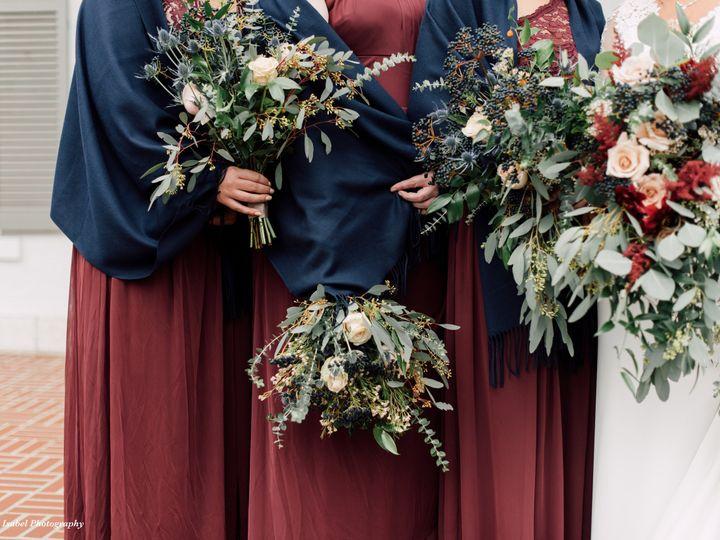 Tmx Victoria Isabel Photography The Flowerman Ohio Wedding Florist Winter Bohemian Bouquet 10 51 6817 160207418531268 Dayton wedding florist