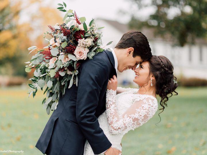 Tmx Victoria Isabel Photography The Flowerman Ohio Wedding Florist Winter Bohemian Bouquet 41 51 6817 160207421396736 Dayton wedding florist