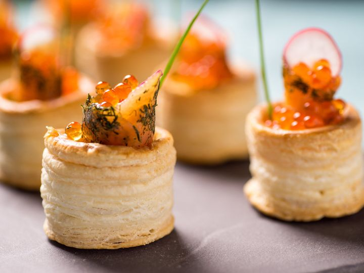 Tmx Smoked Salmon Canape 1 51 1037817 Frenchtown, NJ wedding catering