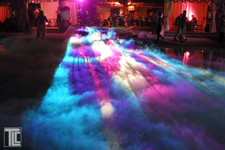 tlc fog effects 3laquinta