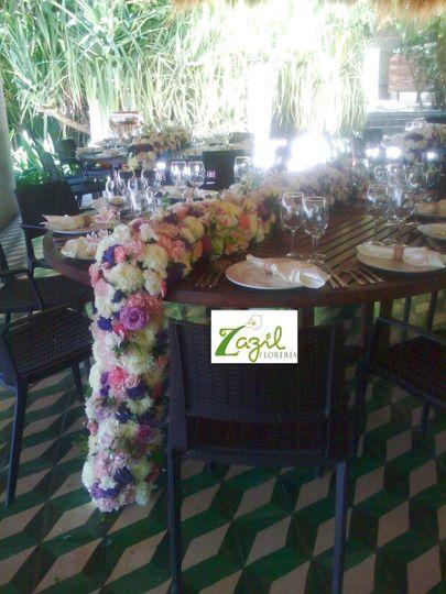 Isla Mujeres wedding (ZAMA)
