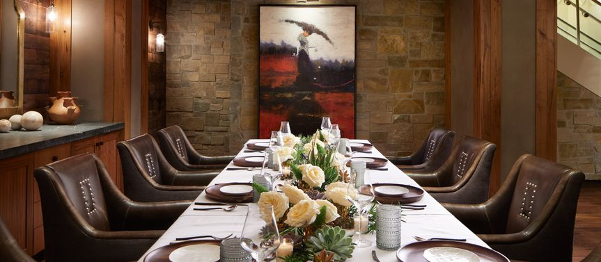 Ambar's Private Dining Room
