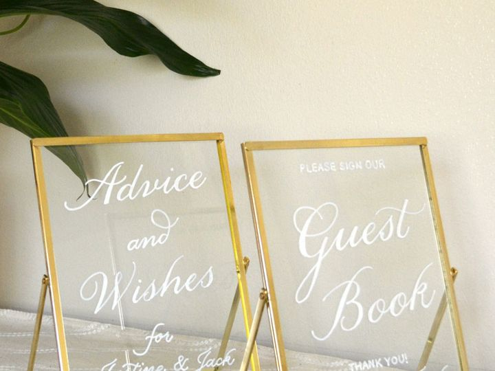 Tmx 1507920421891 Calligraphy Wedding Signage Santa Rosa wedding invitation