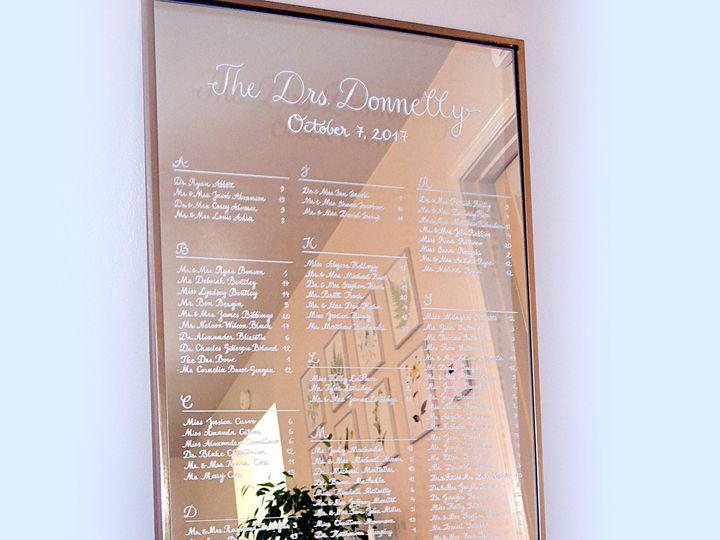 Tmx 1507920470864 Donnelly Mirror Insta Santa Rosa wedding invitation