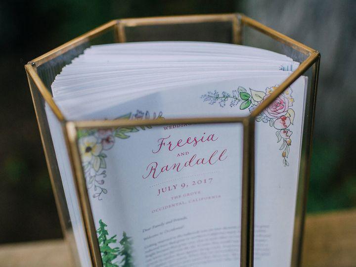 Tmx 1507920540260 Frprograms Santa Rosa wedding invitation