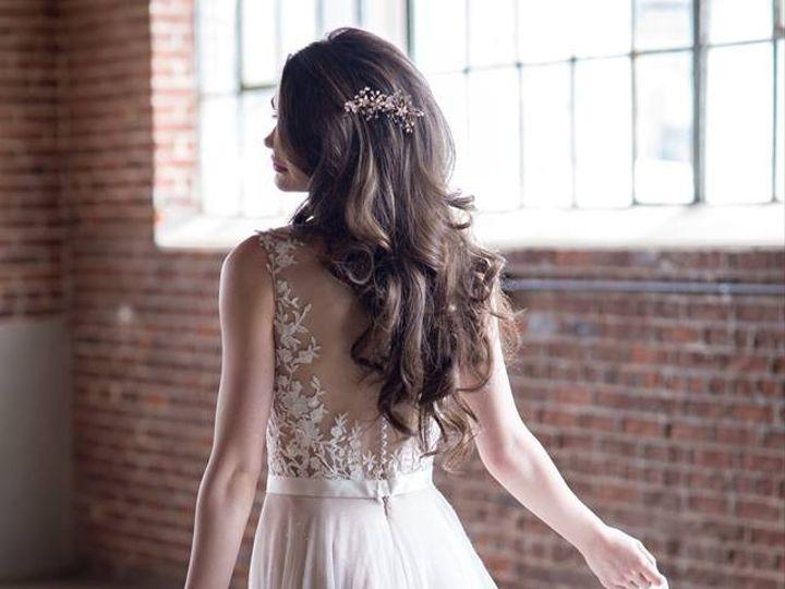 Tmx 1485880973547 2 Back Of Long Bridal Hair Denver, CO wedding beauty
