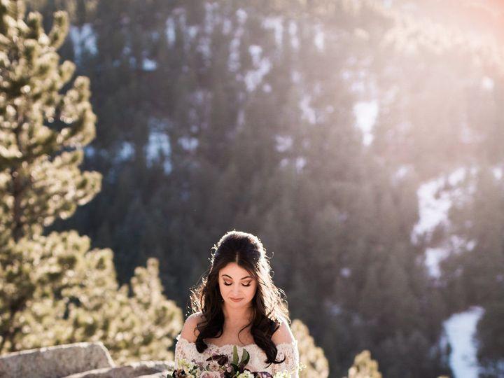 Tmx 1534774150 4f7da7978cda42e5 1534774148 Bbde04d2908f5cf6 1534774147145 26 Danielle Harris66 Denver, CO wedding beauty
