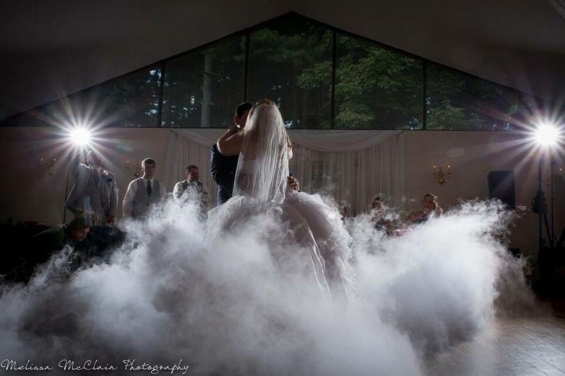 Ballroom Clouds