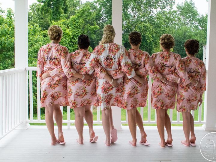 Tmx 1436315997863 Girls On Porch Back Of Robes Middletown, PA wedding venue