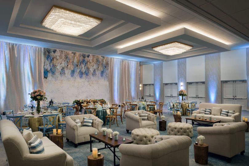 Ballroom - Lounge Style