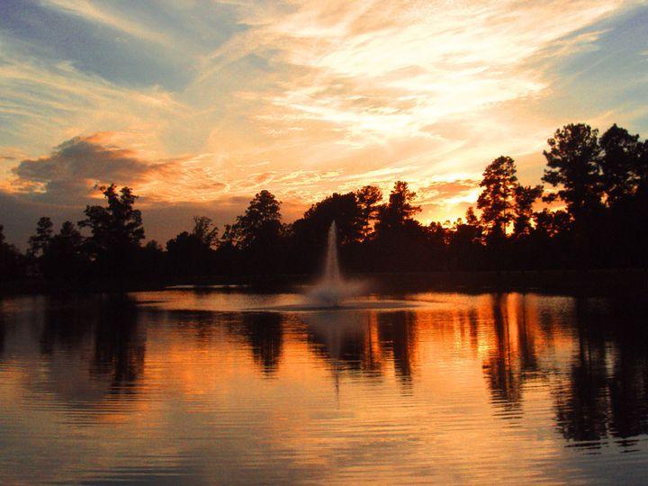 Tmx 1450153339312 Lake Sunset View Pembroke, NC wedding venue
